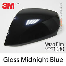 20x30cm FILM Gloss Mezzanotte Blu 3M 1080 GP272 Vinile COPERTURA Serie
