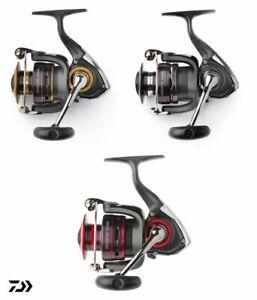 New Daiwa Crossfire Ltd Edition Spinning Fishing Reels - 2021 Model - All Sizes