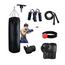 Guantes de boxeo con saco de boxeoconjunto de boxeo