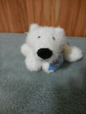 New Webkinz Polar Bear White Plush New with sealed code tag Unused Hm116