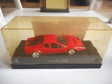 """Solido Ferrari BB """"Autosalon 1990"""" in Red on 1:43 in Box"""