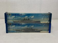 Minic Ships 1:1200 Scale Diecast by Hornby Km Scharnhorst Qty-2