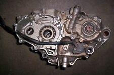 1999 YAMAHA YZ400F -yz 426 wr 400 BOTTOM END ENGINE CASES TRANSMISSION MOTOR*5be