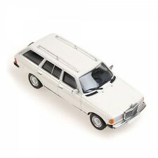 Minichamps 1976 MERCEDES E-CLASS 250TE STATION WAGON WHITE (S123) 1:43*New*