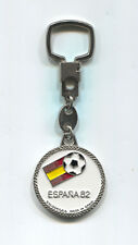 FOOTBALL SOCCER 1982 FIFA WORLD CUP SPAIN ESPANA OFFICIAL KEYCHAIN KEYRING