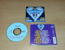 CD  Metal Heart  Scorpions, Ozzy Osbourne u.a.  15.Tracks  1993  06/16