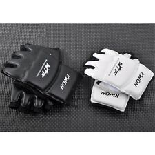 Adult/Kids Taekwondo Gloves Sparring Hand Foot Protector Cover Boxing Gloves L