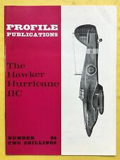 N.24 - AIRCRAFT Profile Publications - THE HAWKER HURRICANE IIC - AVIAZIONE
