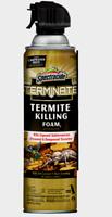 Spectracide TERMINATE Termite Killing FOAM Carpenter Bees In/Out Non-Stain 16 oz