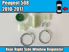 Peugeot 508 Sedán Ventana Regulador Devanadera Kit De Reparación Trasero Derecho