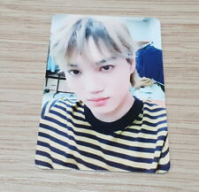 EXO K M 5th repackage Album Love Shot Shot version Kai Photo Card Official