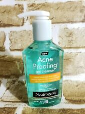 Neutrogena Acne Proofing gel cleanser 6 oz