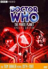 Doctor Who Pirate Planet Special Edit 0883929006281 DVD Region 1