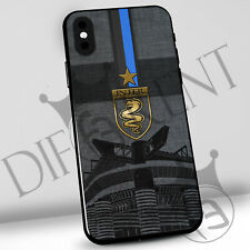 Cover per cellulare iphone huawei samsung,custodia tifosi inter classe gold 2020
