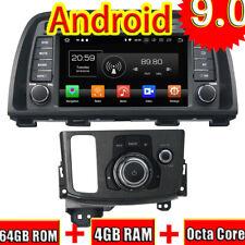 Android 9.0 Lecteur DVD de voiture pour Mazda CX-5 2013-2014 GPS Multimedia Unit
