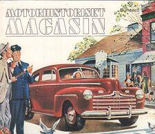 Motorhistoriskt Magasin Swedish Car Magazine #2 1983 Fiat 500 031617nonDBE