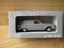 TRAX MODEL TR27B    FORD XK Panel Van   Koala Grey     Deceased Estate