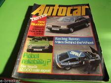 August Autocar Transportation Magazines