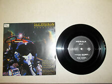 "NEBULA/THAT'S ALL FOLKS!:  unplayed ORIGINAL split 7"" EP/x-FU MANCHU stoner rock"