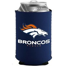 DENVER BRONCOS BEER SODA WATER CAN BOTTLE KOOZIE KADDY HOLDER NFL FOOTBALL