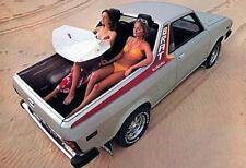 1978 Subaru Brat Factory Photo c4616-F29YBC