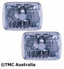 Toyota LiteAce 83-89 Crystal Clear Head lights Semi Sealed Square 7x5 Right Left