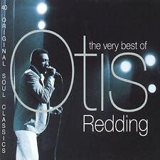 Very Best of Otis Redding by Otis Redding (CD, Oct-2000, Warner Elektra Atlantic Corp.)
