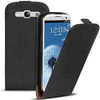 Flip Case Samsung Galaxy S3 Neo Hülle Pu Leder Klapphülle Handy Tasche Cover