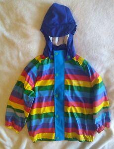 Kozi Kidz Rain Coat 4-5 Yrs