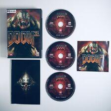 Doom 3 (PC CD-ROM 2004)