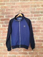 Vintage Fred Perry Track Jacket Mens Small