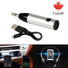 Wireless Bluetooth Receiver 3.5mm Jack Audio Adapter Car AUX Headphones Speaker