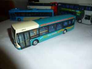 creative master uk bus 8017 alexander dennis enviro 200 arriva 132 chatham