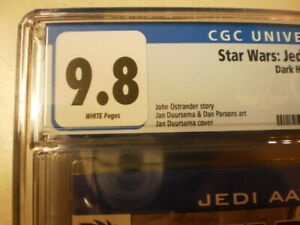 STAR WARS JEDI AAYLA SECURA CGC 9.8 AAYLA SECURA VS AURRA SING POSSIBLE DISNEY+
