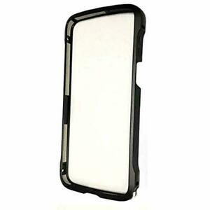 Motorola Moto Z3 Play Case Aluminum Bumper Mod Compatible Shockproof Frame Black