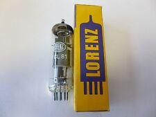 Lorenz PCL 81 Röhre Tube PCL81 LP05