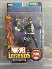 Marvel Legends Series V 5 Nick Fury Foil Poster Variant MIP