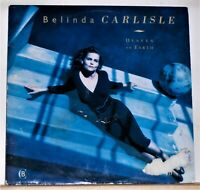 Belinda Carlisle - Heaven on Earth - 1987 LP Record Album - Vinyl Excellent