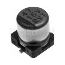 16V47MF554 Smd Capacitor 16V 47UF 5X5MM
