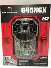 STEALTH CAM G45NGX INFRARED SCOUTING CAMERA HI DEFINITION VIDEO