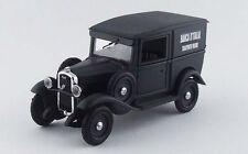 Rio 4426 - Fiat Balilla Banca d'Italia - transporto Valori - 1936  1/43