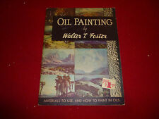 """Oil Painting"" by Walter T. Foster"