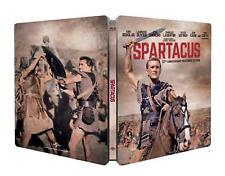 Spartacus 55th Ann. - Blu-ray Steelbook - Kirk Douglas -Deutscher Ton- #Neu#