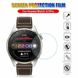 Screen Protector Replacement Accessories Soft TPU Film For Huawei Watch 3/3 Pro