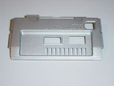 "Nintendo GameCube Rear Fascia Plate ""Silver"" - Genuine Replacement Part - JAPAN"