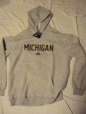 Michigan Sweatshirt & Sweatpants Adidas Adult Size Large New With Tags!
