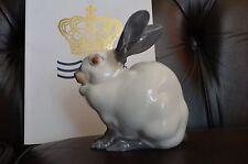 Royal Copenhagen Russian Jeanne Grut White Rabbit Bunny Hare 4676 Figurine Hare