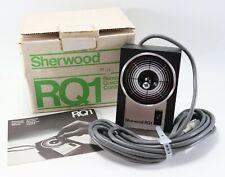 Vintage Sherwood RQ1 Remote Quadrance Control w/ Box