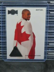 1999-00 Skybox Metal Vince Carter Scrapbook #4 Raptors N804