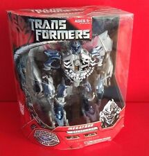 TransFormers Movie Megatron Leader Class 2007 Cybertron Jet Titans Return G1 TLK